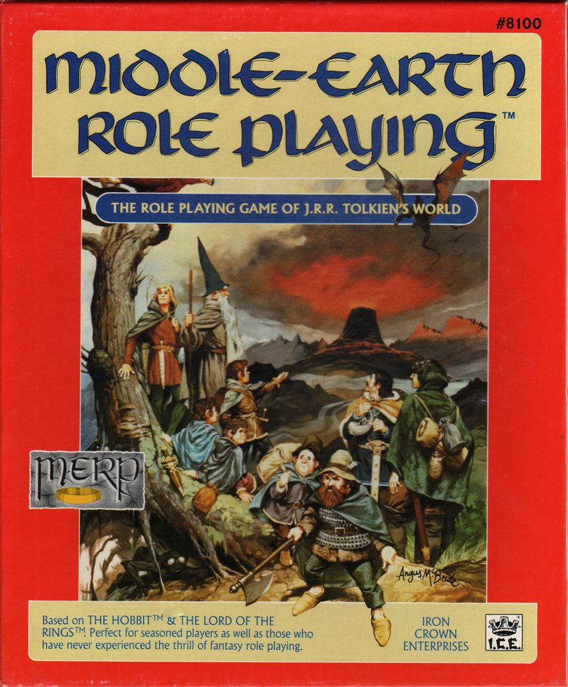Middle Earth Role Playing